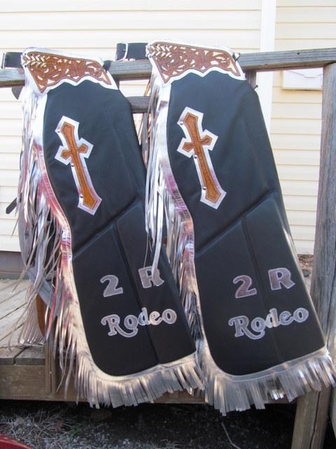 Pick Up Chaps, Rodeo PickUp Chaps